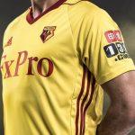 New Watford FC Adidas Jersey 2017-2018