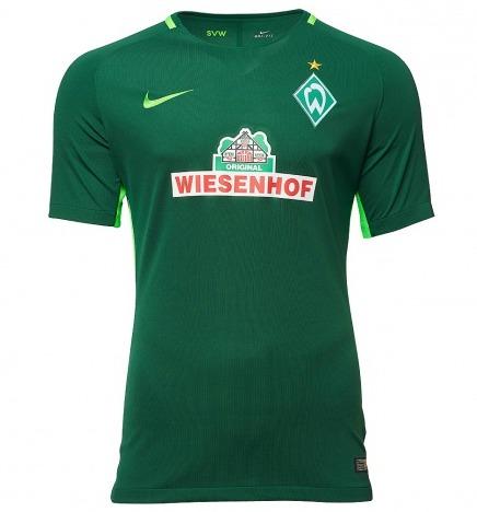 Werder Bremen Home Kit 17 18