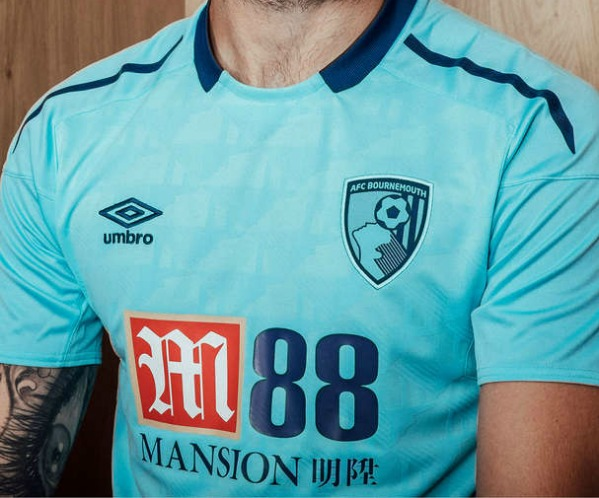 AFCB Away Kit 17 18