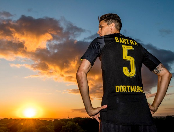 Bartra BVB Kit Launch