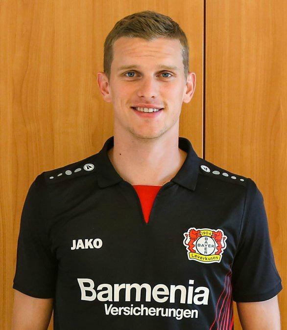 JAKO Bayer Leverkusen Away Shirt 2019-2020