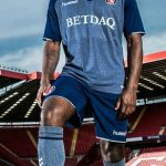 New Charlton Away Kit 17-18 | CAFC Hummel Alternate Shirt 2017-18
