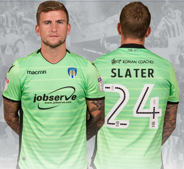 new concept eef54 3d18f New Colchester United Kit 2017-18 | Macron Col U Shirts 17 ...
