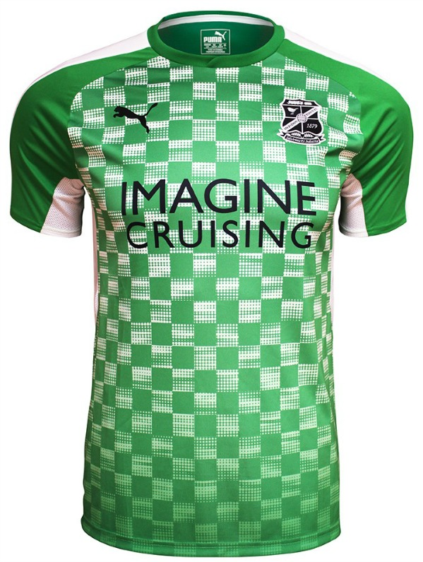 Green Swindon Town Kit 17 18