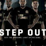 Black NUFC Strip 17-18 | Puma Newcastle United Third Kit 2017-18