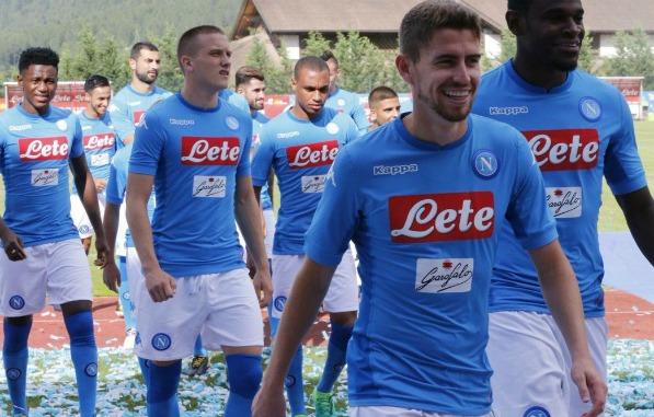 New Napoli Jersey 2017 2018 Ssc Napoli Kappa Home Kit 17 18 Football Kit News