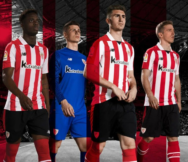 New Balance Athletic Bilbao Jersey 2017 18