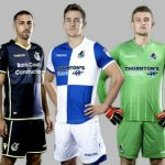 New Bristol Rovers Kits 2017-2018 | BRFC Macron Shirts 17-18