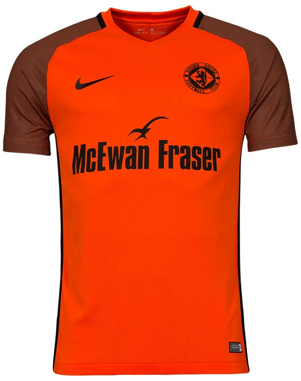 Dundee United New Home Kit