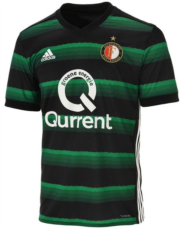 New Feyenoord Away Shirt 2017 18