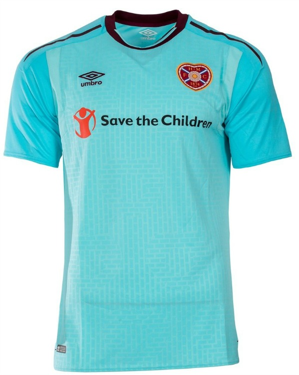 New Hearts Away Strip 17 18