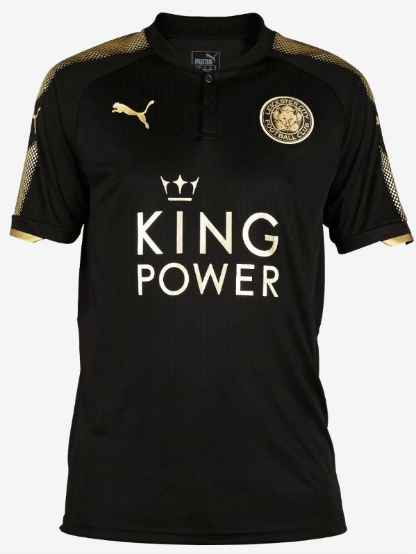 New LCFC Away Kit 17 18