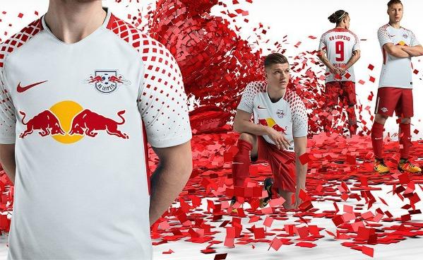 New RB Leizpig Kit 2017-2018  522a0f392