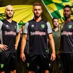 New NCFC Away Kit 17-18 | Norwich City Errea Alternate Shirt 2017-2018