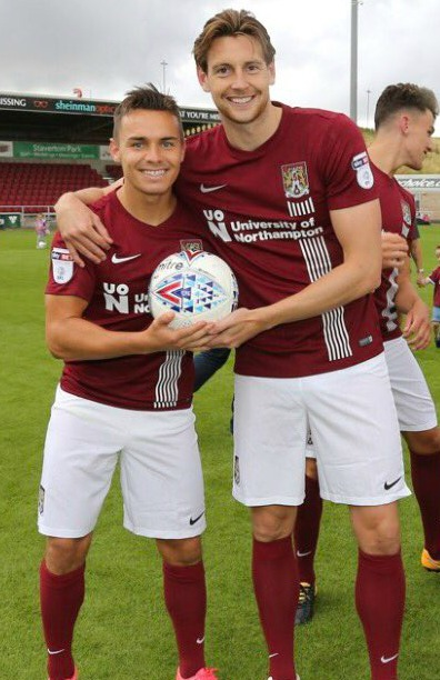 New NTFC Home Shirt 17 18