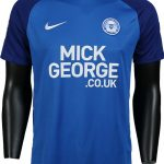 New Peterborough United Kit 2017-18 | Nike Posh Home Shirt 17-18