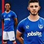 New Pompey Kit 17-18 | Sondico Portsmouth Home Shirt 2017-18