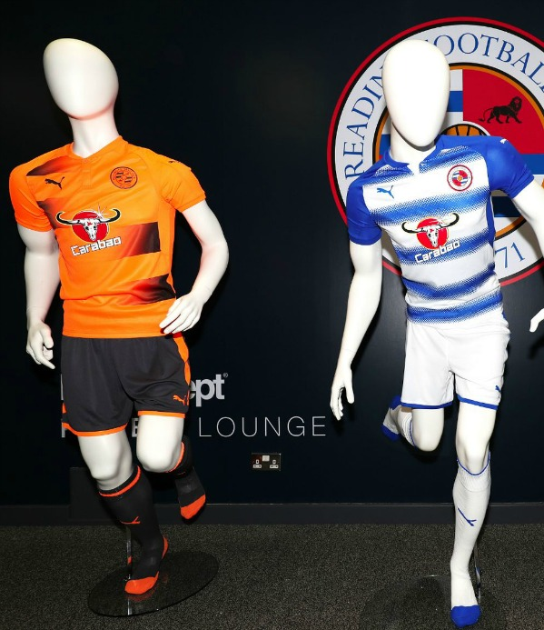 New Reading FC Jersey 2017 2018