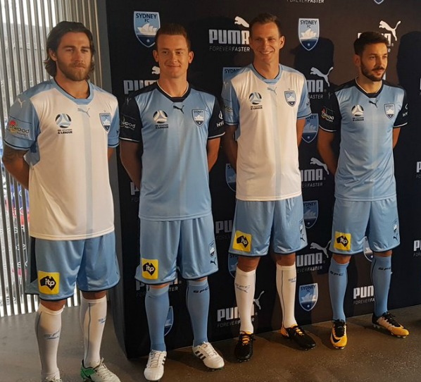 New Sydney FC Kit 2017 2018