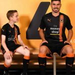New Wolves Away Kit 2017-18 | WWFC record signing Ruben Neves unveils alternate shirt