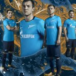 New FC Zenit Jerseys 2017-2018 | Nike Zenit Saint Petersburg Home & Third Kits 17-18