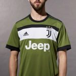 Green Juventus Shirt 2017-2018 | New Juve 3rd Jersey 17-18