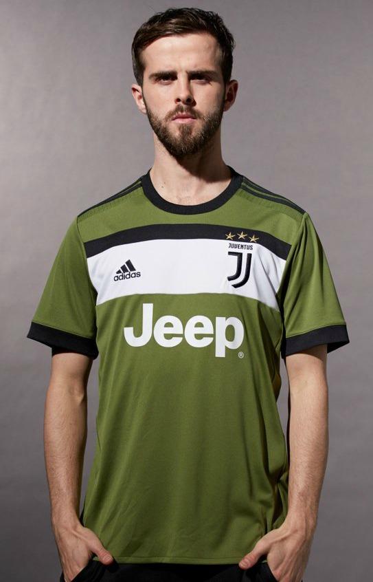 Pjanic Juventus Third Shirt 2017 2018