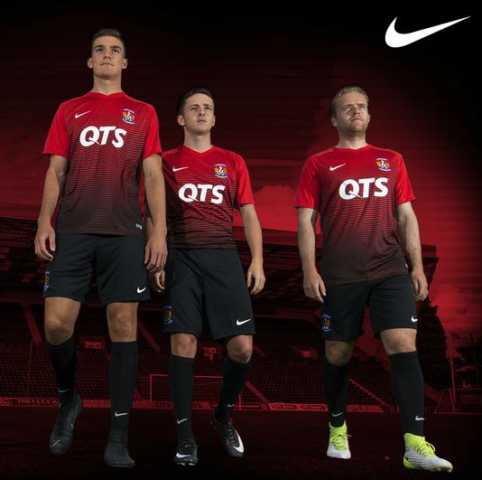 New Kilmarnock Away Kit 17 18