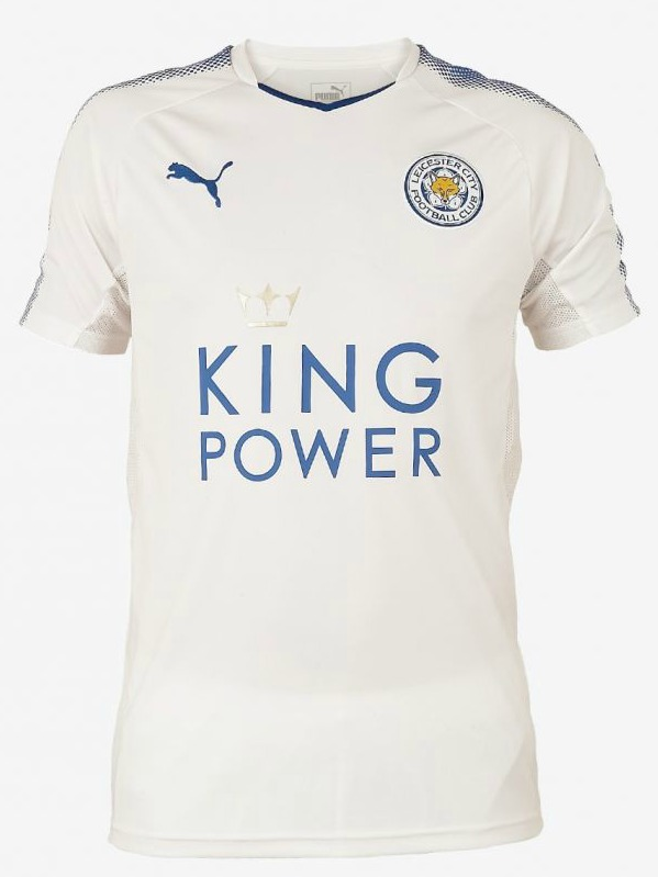 New LCFC Third Shirt 2017 18