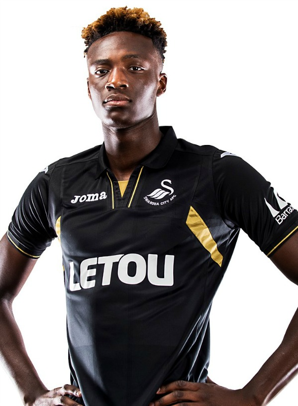 New Swansea Third Jersey 2017 2018