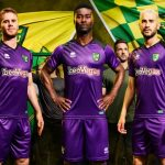 New Norwich Third Shirt 17-18 | Purple NCFC Kit 2017-18