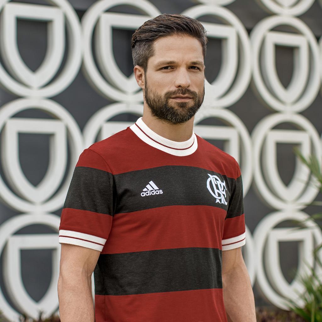 Diego Flamengo Icon Jersey 2018