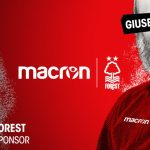 New Nottingham Forest Macron Shirt Deal- NFFC Macron 5 Year Contract beginning 2018-19