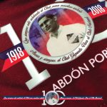 New Nacional Abdon Porte Jersey 2018- Umbro Special Limited Edition Tribute Kit 2018