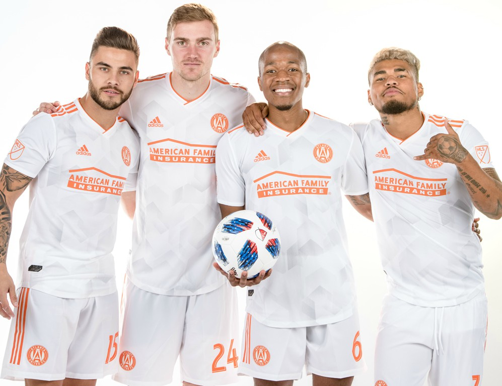 New Atlanta United Away Jersey 2018