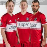 New Chicago Fire Uniform 2018- Chicago Fire Home Jersey 2018 Adidas