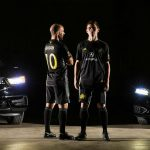 Black Columbus Crew Uniform 2018- New Crew SC MLS Away Kit 2018 Adidas