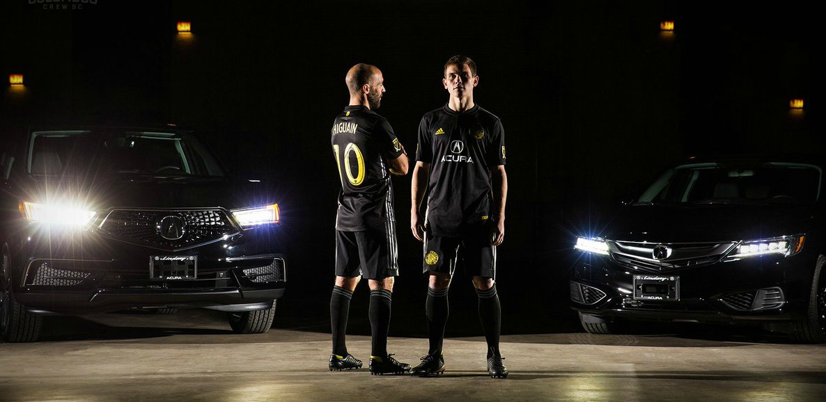 New Columbus Crew Away Kit 2018