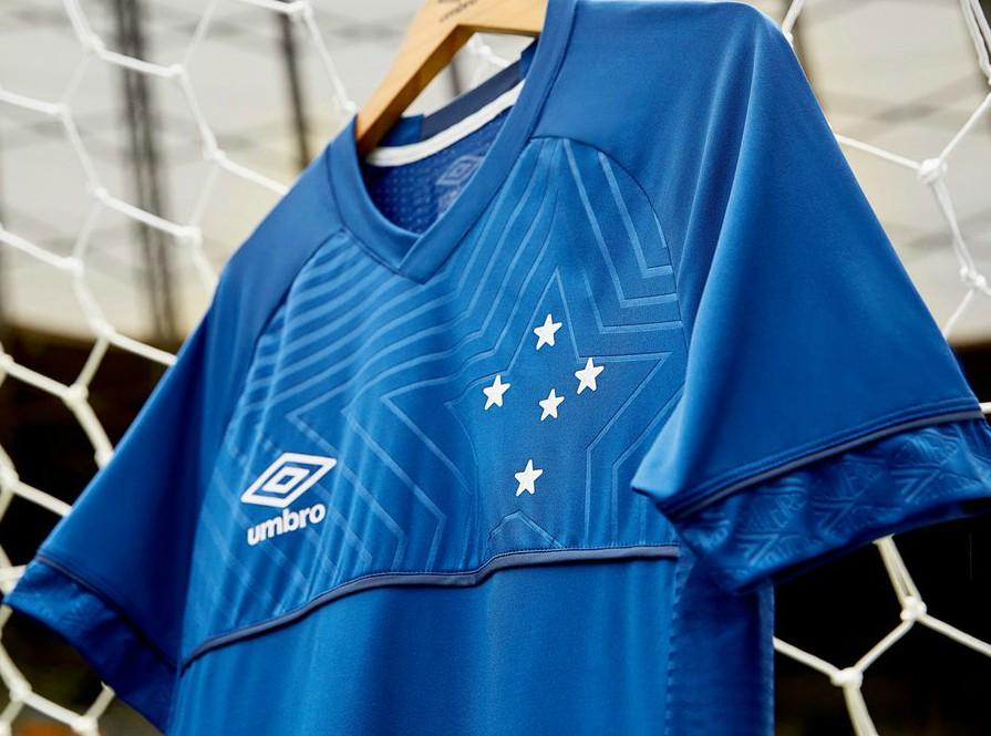 New Cruzeiro Football Shirt 2018