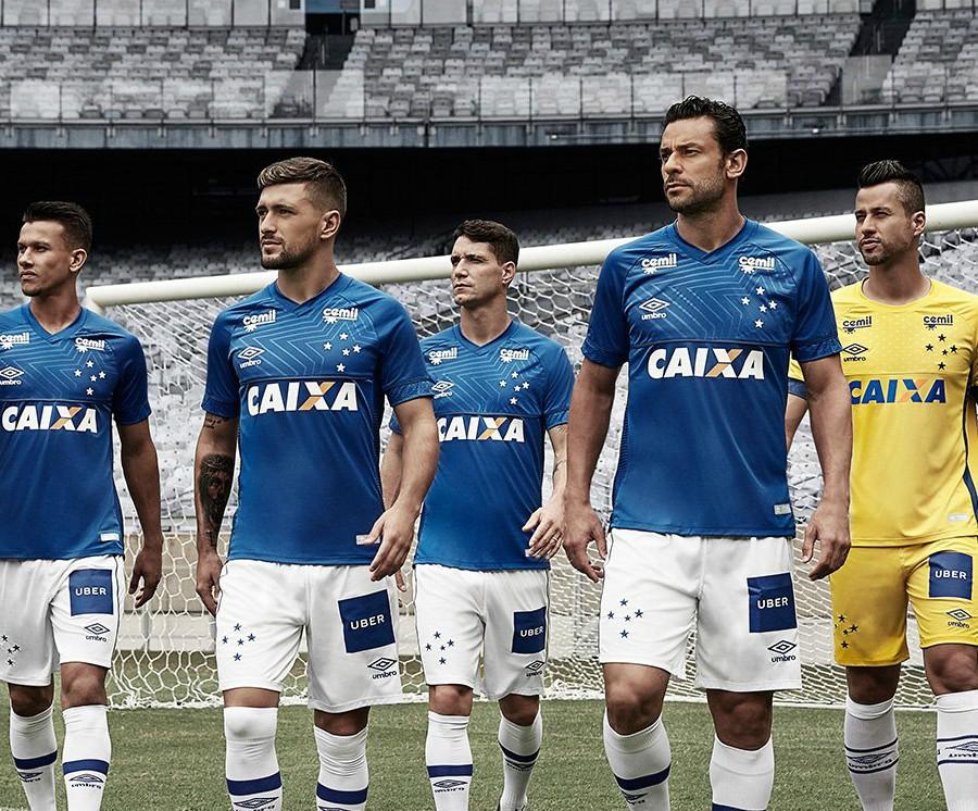 New Cruzeiro Jersey 2018