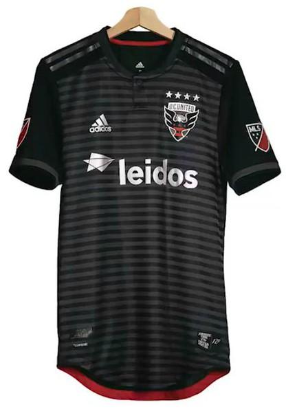 New DC United Kit 18