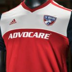 New FC Dallas Uniform 2018- FC Dallas Primary Home Jersey 2018 MLS LH