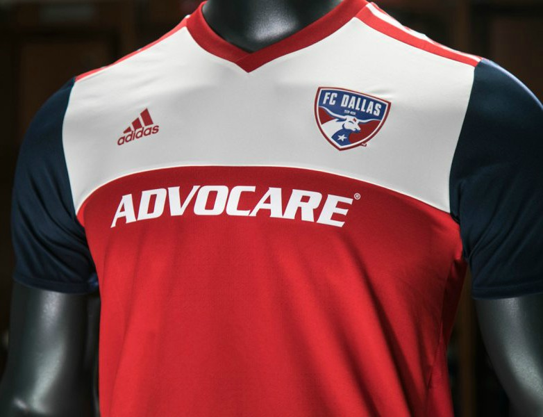 New FC Dallas Jersey 2018