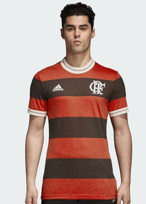 New Flamengo Icon Jersey 2018
