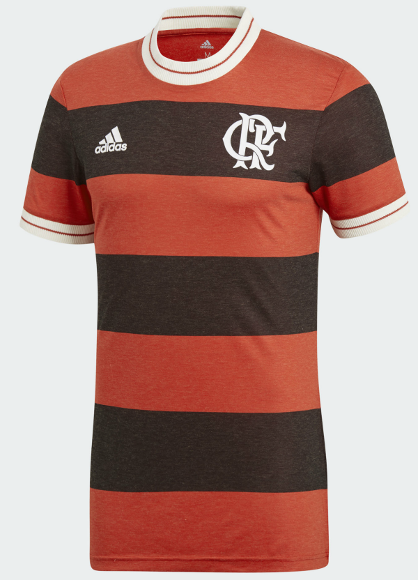 New Flamengo Icon Shirt Retro 2018