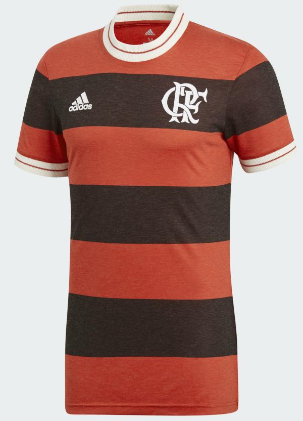 53f459ea0fe New Flamengo Icon Jersey 2018- CR Flamengo Special Retro Shirt 2018 ...