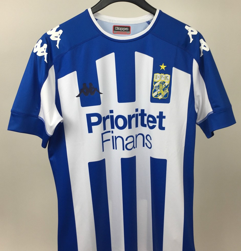 New Goteborg Jersey 2018