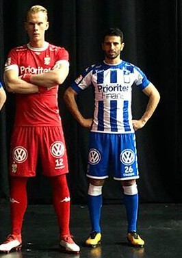 New Goteborg Kit 2018 Kappa