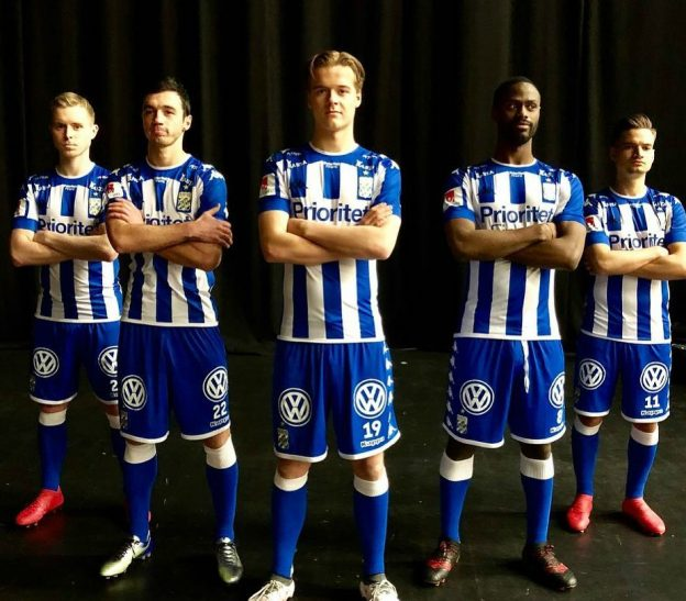 New Gothenburg Shirt 2018 19