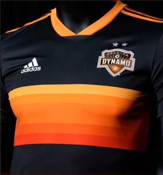 New Houston Dynamo Jersey 2018